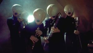 The Cantina Band