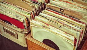 Record Store Crates