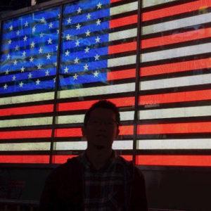 Eddie Yang - American Glory