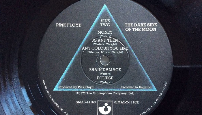 Pink Floyd - Original Pressing