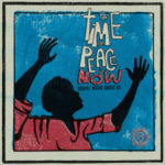 The Time for Peace is Now - vinyl compilations