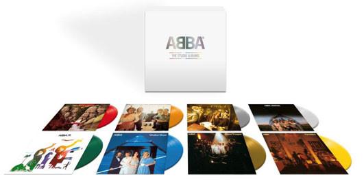 ABBA: The Studio Albums Box Set