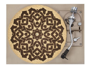 Celtic Platter Mat