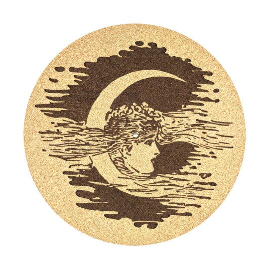 Moon Girl Platter Mat
