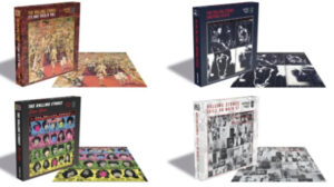 Rolling Stones Jigsaw Puzzles