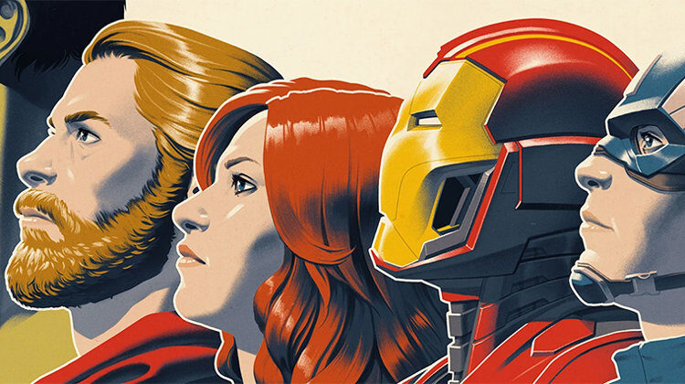 Avengers Vinyl