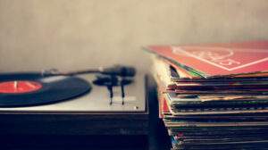 Bluetooth Record Players