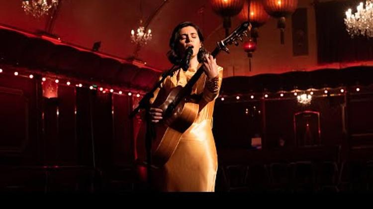 Katie Melua Live At Tee Rivoli Ballroom