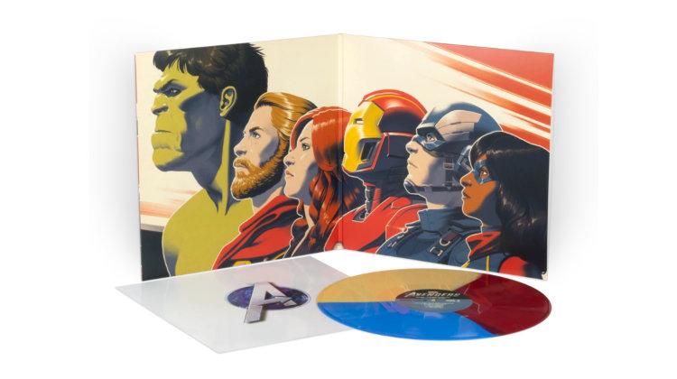 Marvel Avengers Video Game Soundtrack