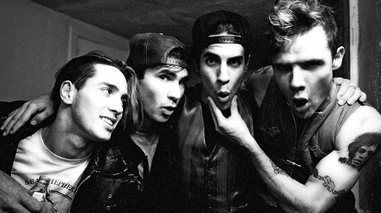 Red Hot Chilli Peppers - 1991
