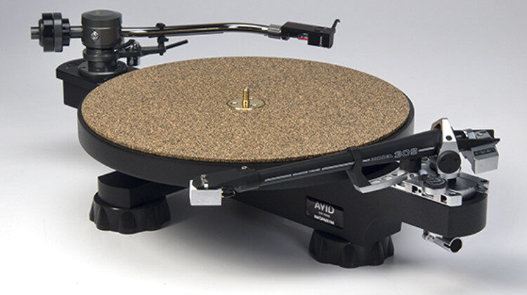 Two Tonearms Turntable