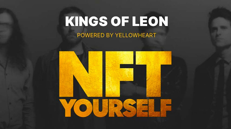 Kings of Leon NFT Yourself