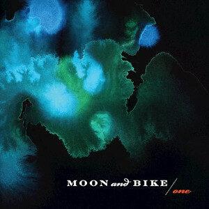 Moon and Bike - One