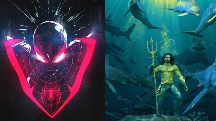 Spider-Man vs Aquaman