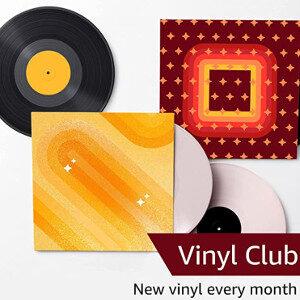 Amazon Monthly Record Club