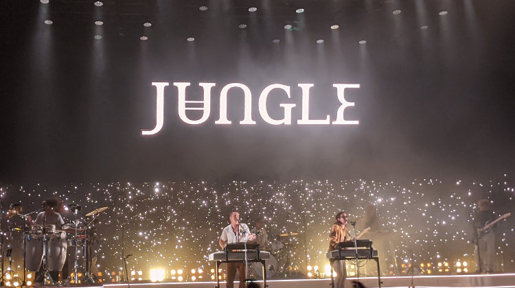 Jungle - Brixton O2 Academy